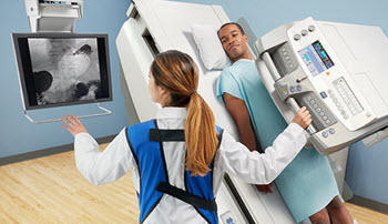 Fluoroscopy machine